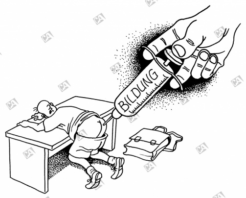 Bildungs-Doping