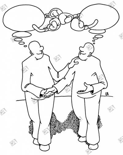 Falsche Partner