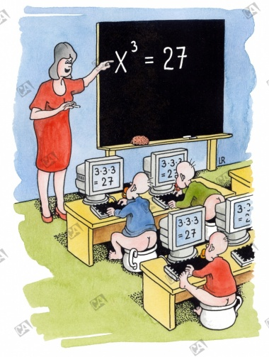 Kleinkinder lernen schon Mathematik