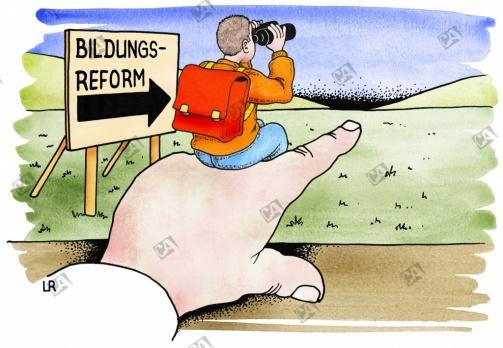 Ausschau nach der Bildungsreform