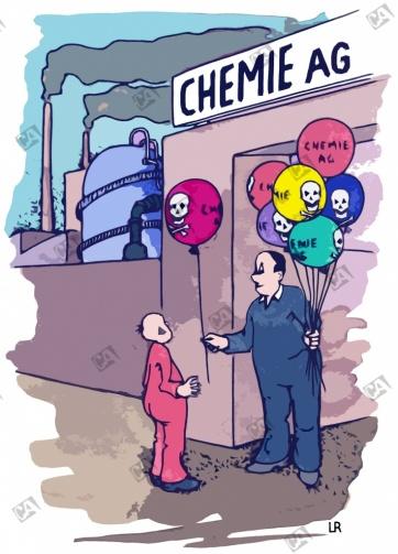 Vorsicht Chemie !