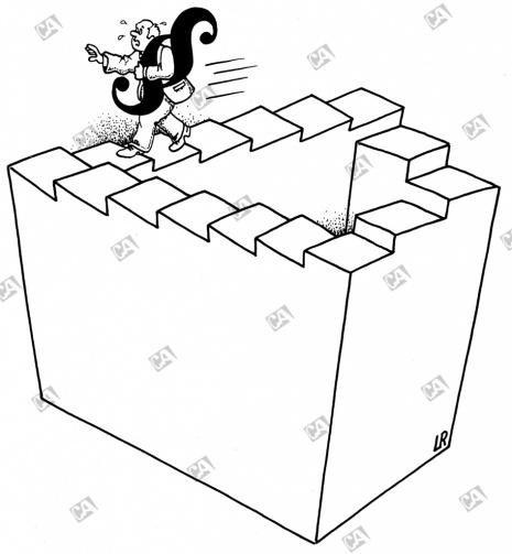 Die Eschersche Treppe