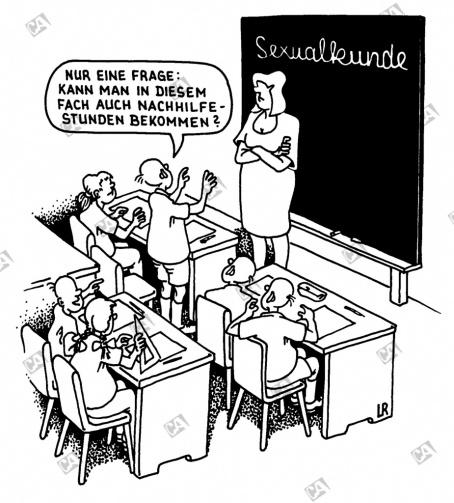 Sexualkunde und Nachhilfe