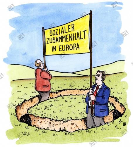 Sozialer Zusammenhalt