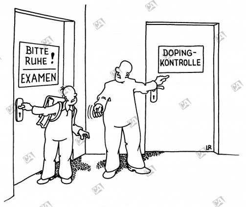 Doping in der Schule