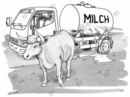 Die Rache der Kuh
