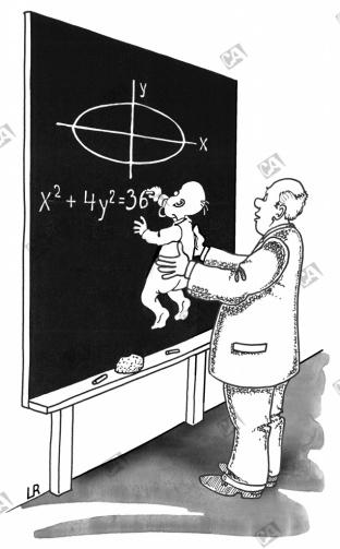 Baby beherrscht schon Mathematik