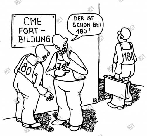 CME-Fortbildungen
