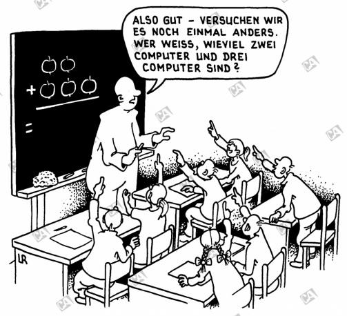 Rechnen mit Computer