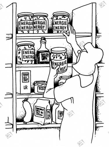 Energie für den Notfall