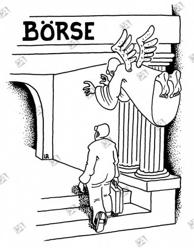 Der Börsen-Schutzengel
