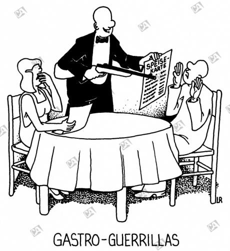 Gastro-Guerrillas
