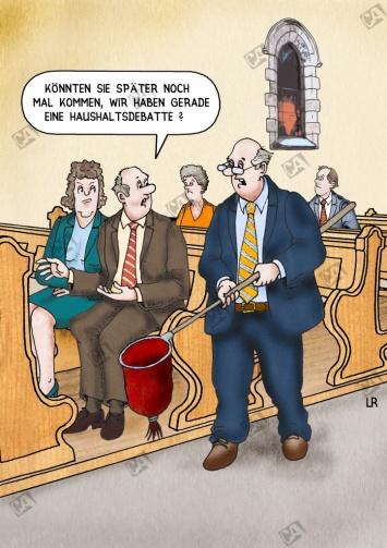 Haushaltsdebatte