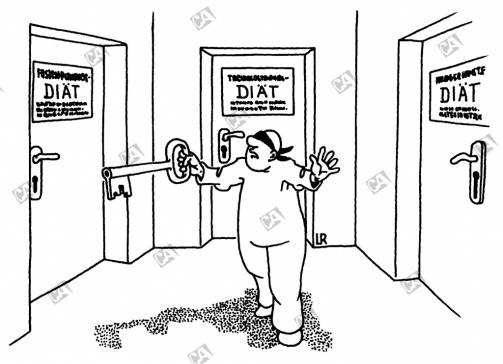 Welche Diät ist richtig ?