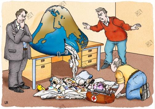 Mehr Plastik verträgt die Umwelt nicht