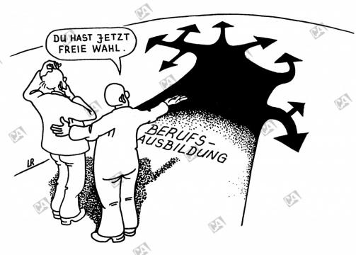 Die freie Auswahl