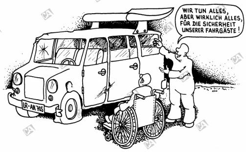 Sicherer Krankentransport