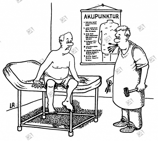 Akupunktur brutal