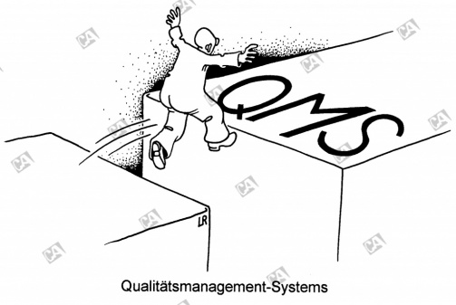 Qualitätsmanagement-Systems