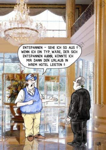 Urlaub im Luxushotel