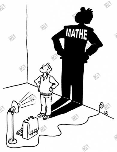 Er ist der Größte in Mathematik