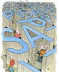 Pisa-Test als Labyrinth für Schüler