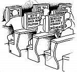 Beichten und Beten am Computer