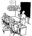 Erfahrungen lehren oder auch nicht