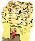 Die Rentenreform, ein Irrgarten