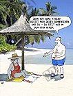 Ein teurer Badeurlaub