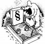 Das Paragraphen-Grab