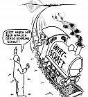 Die Konjunkturlokomotive holt Schwung