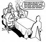 Die vakante Stelle im Aufsichtsrat