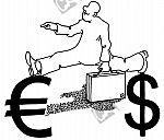 Ein Spagat zum Euro