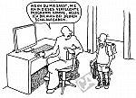 Der kleine Computerspezialist
