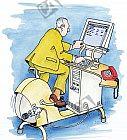 Stromerzeugung für den Computer