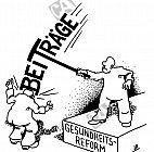 Gesundheitsreform und Beiträge
