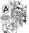Verteilung von Arbeitskräften