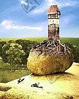 Der verpflanzte Bäuerlinsturm