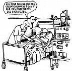 Die Güteplombe des Chefarztes