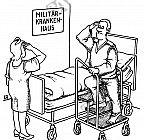 Militärkrankenhaus