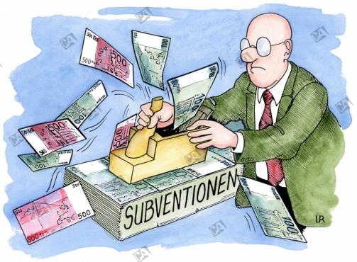 Subventionen gefällig ?
