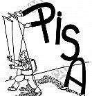 Schüler wird von PISA wie eine Marionette geführt
