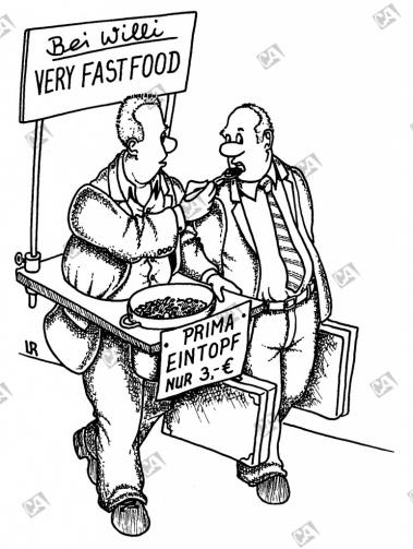 Fast food noch schneller