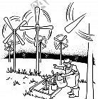 Hier entsteht ein Windpark