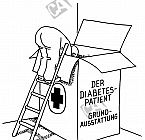Diabetes-Grundausstattung