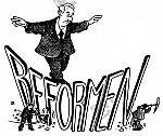 Auf Reformen balancieren