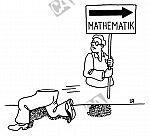 Richtungsstreit wegen Mathematik