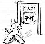Vorsicht, aggressiver Betriebsleiter !
