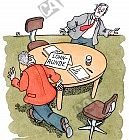 Ein Tarifvertrag noch in Verhandlung